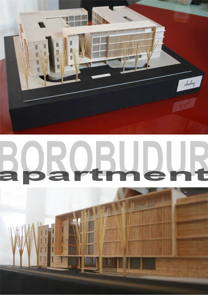 Apartment @ Borobudur (Previous Work in Aboday Design)
