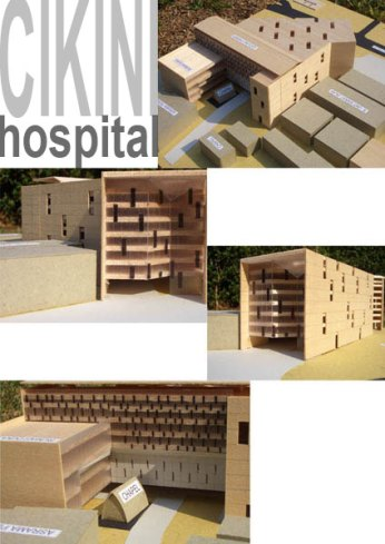 Cikini Hospital Parking Building (Previous Work in Aboday Design)