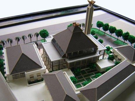 A Masjid @ Patal Senayan