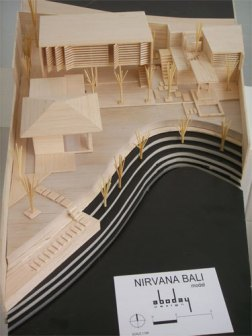 Nirvana Cottage, Bali (Previous Work in Aboday Design)