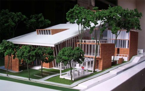 WWF Office, Jakarta (1st Winning Prize Design Competition)
